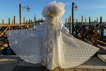 Maschere veneziane 9
