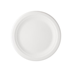 Paper Plate isolated