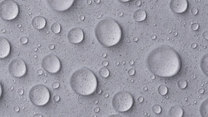 Water drops in 3840X2160 4K UHD video.