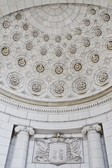 Union station in Washington DC, Detail