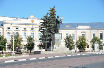 Тверь, площадь Ленина, здание Банка России