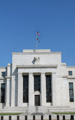 headquarter of the Federal Reserve in Washington, DC, USA,FED