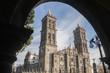 The Main Square- Zocalo of Puebla, Mexico