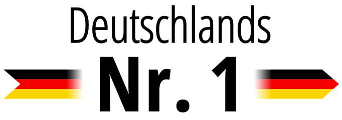 Deutschlands Nr. 1