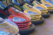 Multicoloured Bumper Cars - 75345378