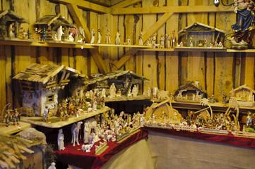 Romantischer Weihnachtsmarkt in Bayern
