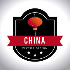 China design,vector illustration