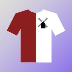 camiseta manchega