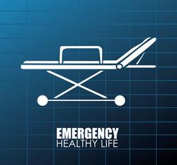 Medical design , vector illustration.