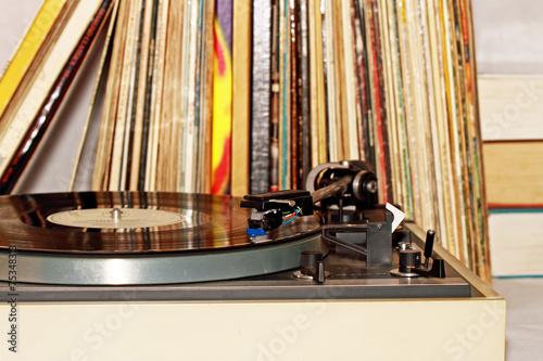 Plattenspieler, Tonabnehmer - 75348313