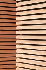 Holzverkleidung, Wand, Naturmaterialien