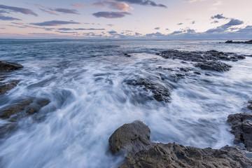 inde e scogli nella costa Toscana