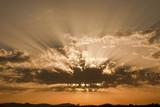 Fototapety Un tramonto speciale