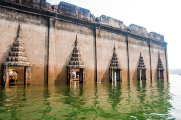 Ancient temple Muang Badan (Underworld) Kanchanaburi, Thailand