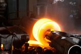 Hot Steel Roll - 75357371