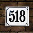 Number 518