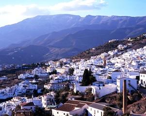 White village, Competa, Spain © Arena Photo UK