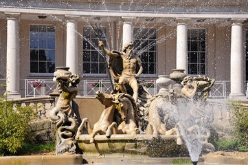 Neptune fountain, Cheltenham © Arena Photo UK