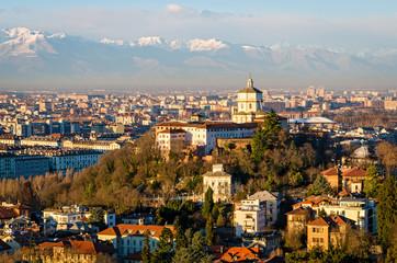 """""""Turin (Torino)"""", Monte dei Cappuccini"""