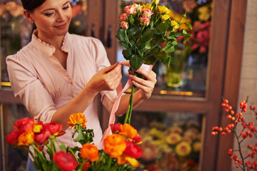 Flower business