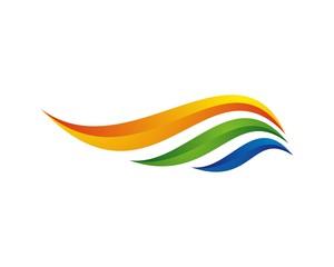 Wings Logo Template v.3