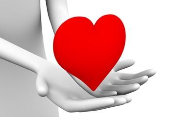 offer heart