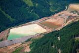 Eco problem- mine waste pond