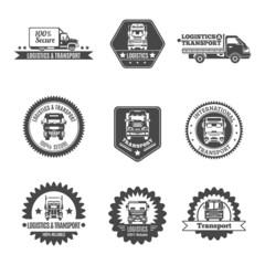 Truck Label Set