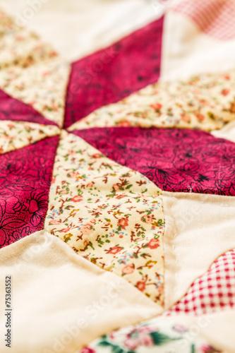 Patchwork Quilt - 75363552