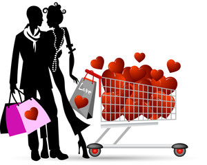Shopping di San Valentino