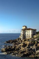 Castello del Boccale - Verticale