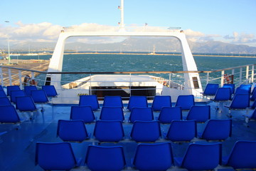 Passenger Ferry Seating