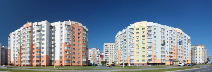 residential townhouses