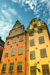 Stockholm - Stortorget square