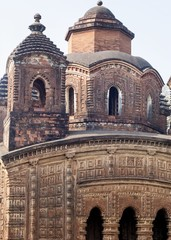 Heritage temple at Bishnupur