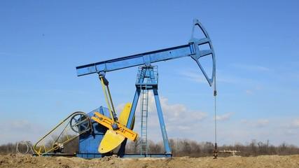 old oil probe