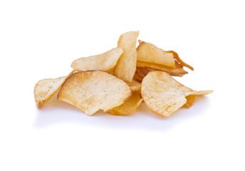 Tapioca Chips or Cassava chips.