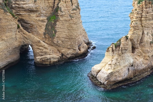Pigeon Rocks, Beirut © diak