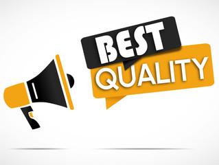 megaphone : best quality