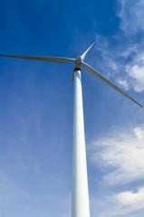 Wind turbine, Basque Country, Spain