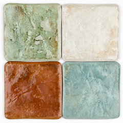 ceramic tiles in country style