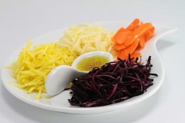 carottes de couleurs bio