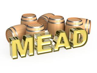 Mead cask