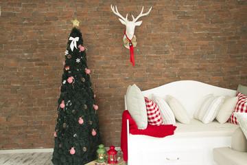 Creative PomPom Noel Tree
