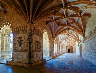 Cloister of the Jeronimos