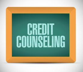 credit counseling board illustration