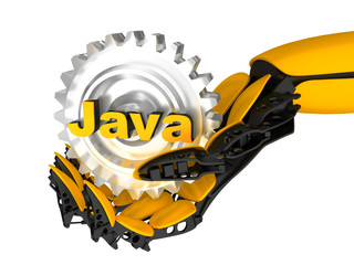 Java -  computer programming language