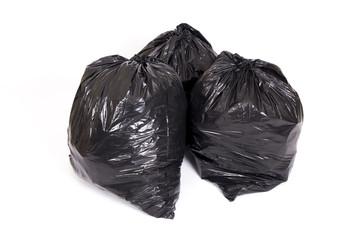 Three bag of trash