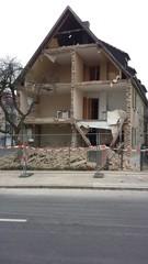 Gasexplosion in Stadt Schweinfurt