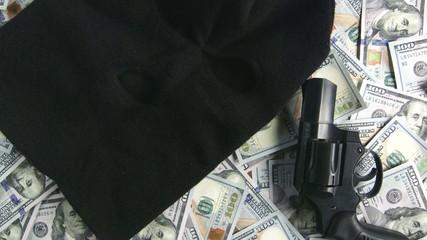 Dolly: Black money background